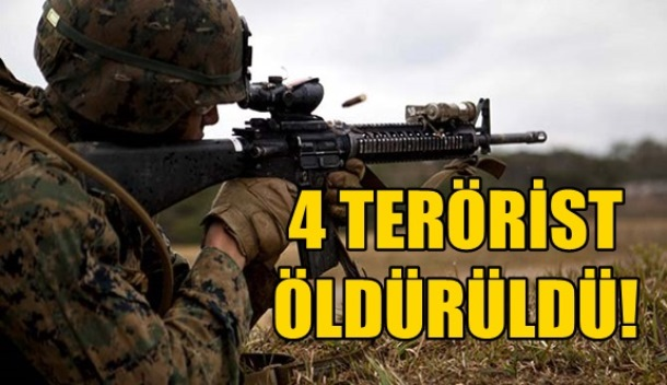 PERVARİ'DE PKK'YA AĞIR DARBE İNDİRİLDİ