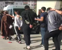 SİİRT'TE TERÖR ÖRGÜTÜ PKK'YA OPERASYON: 16 GÖZALTI