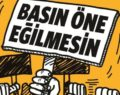 SİİRT'TE DEVLET'İ SÜREKLİ KARALAYAN BİR GAZETECİ EL ÜSTÜNDE TUTULMASI KABULLENEMEZ