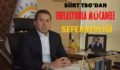 SİİRT TSO'DAN ENFLASYONLA MÜCADELE SEFERBERLİĞİ