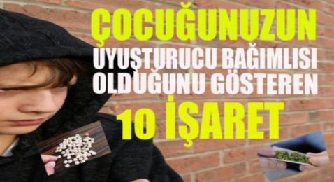"""GENÇLİĞİN KATİLİ """"UYUŞTURUCU"""""""
