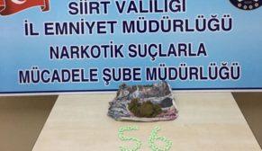 """SİİRT'TE """"ZEHİR"""" OPERASYONU"""