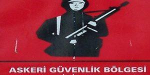 SİİRT'İN O BÖLGELERİ ASKERİ GÜVENLİK BÖLGESİ İLAN EDİLDİ