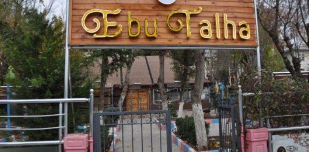 "SİİRT'E YENİ MEKAN ""EBU-TALHA"""
