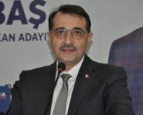 """ENERJİ BAKANI DÖNMEZ, """"SİİRT'TE KALİTELİ PETROL BULDUK"""""""