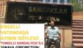 "SİİRT'TE ENGELLİ VATANDAŞA ""BÜYÜK AYIP""!.."