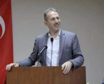 ÇALAPKULU'YA AK PARTİ GENEL MERKEZ'DE GÖREV VERİLDİ