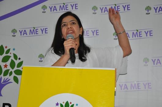 """HDP'Lİ HELEN İÇİN """"KHK"""" İTİRAZI…"""