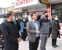 """SIDIK TAŞ, """"HDP DÜKKÂN DEĞİL Kİ KAPATASINIZ!"""""""