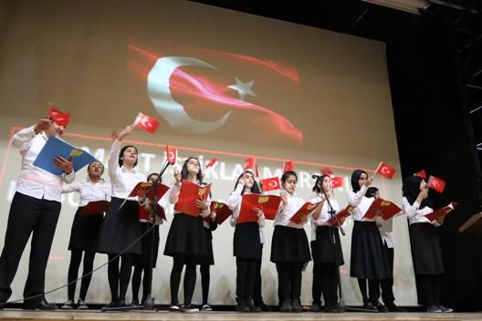 İSTİKLAL MARŞININ KABULÜ'NÜN 97.YIL DÖNÜMÜ