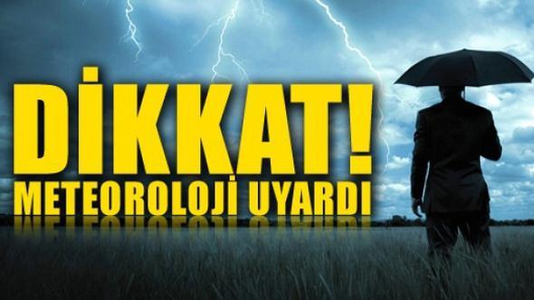 METEOROLOJİ UYARDI! SİİRT'E KAR YAĞABİLİR!..