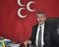 MHP SİİRT İL BAŞKANI CANTÜRK'TEN YENİ YIL MESAJI