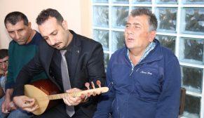 BELEDİYE'DEN ENGELLİLERE MORAL KONSERİ