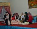 PERVARİ'DE TİYATROYA YOĞUN İLGİ