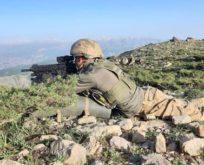 HEREKOL DAĞI'NDA PKK'LILARA AİT SİLAH VE MÜHİMMAT ELE GEÇİRİLDİ