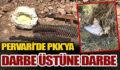 PERVARİ'DE PKK'YA DARBE ÜSTÜNE DARBE