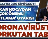 CORONAVİRÜS (COVİD-19) TÜRKİYE'DE REKOR KIRIYOR
