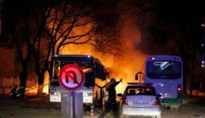 Tunceli'de Karakola Bombalı Saldırı