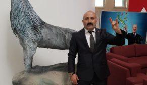SİİRT MHP'DE SEYDAN DANIŞ RÜZGÂRI