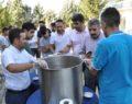 DİCLE ELEKTRİK'TEN HALKA AŞURE İKRAMI