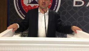 """""""DİYANETİMİZE YAPILAN SALDIRILAR KABUL EDİLEMEZ"""""""