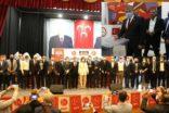 SİİRT MHP'DE CANTÜRK YENİDEN GÜVEN TAZELEDİ