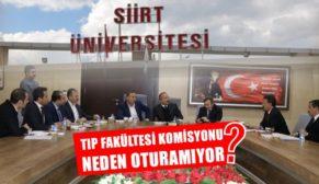 TIP FAKÜLTESİ 'NEREDE KURULACAK' KAVGASI BÜYÜYOR