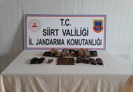 PERVARİ'DE KAYALIKLARA GİZLENMİŞ HALDE BULDULAR!..