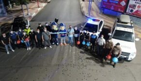 SİİRT POLİSİNDEN 'AŞIMIZI OLALIM MASKEMİZİ ATALIM' KLİBİ