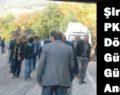 ŞİRVAN'DA YOLA DÖŞENEN PATLAYICI SON ANDA FARK EDİLDİ