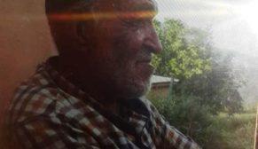 ŞİRVAN'DA 5 GÜNDÜR KAYIP OLAN ENGELLİ ADAMI AFAD BULDU