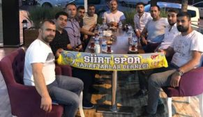 SİİRT SPOR'LU TARAFTARLAR İSTİKRAR ARIYOR