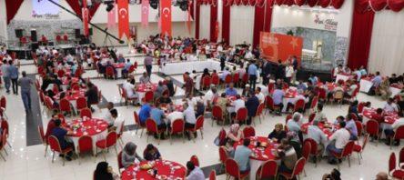 SİİRT'TE 15 TEMMUZ DEMOKRASİ VE MİLLİ BİRLİK GÜNÜ KUTLAMALARI