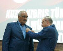 SİİRT'TE KIBRIS GAZİLERİNE MADALYA VE BERAT TEVCİH TÖRENİ
