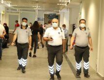 SİİRT'TE KOVİD-19 İLE MÜCADELENİN 'ÖZEL' KAHRAMANLARI!..