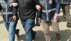 SİİRT'TE PKK'YA YARDIM EDEN 10 KİŞİ TUTUKLANDI