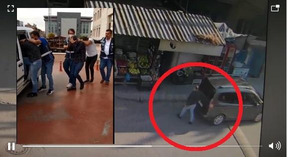 SİİRT'TE SAHTE POLİS 3 ŞÜPHELİ YAKALANDI