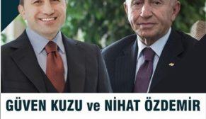 "GÜVEN KUZU'NUN OY PUSULASI RENGİ ""BEYAZ"""