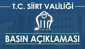 SİİRT VALİLİĞİ'NDEN 'ASPARAGAS HABERE' YALANLAMA!..