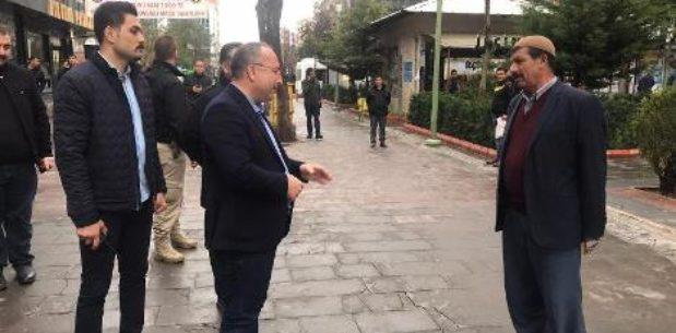 "VALİ ATİK, VATANDAŞLARA ""EVDE KAL"" UYARISINDA BULUNDU"