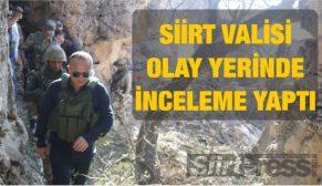 VALİ ATİK OPERASYONDA