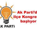 AK PARTİ'DE KUTLU YÜRÜYÜŞ START ALIYOR