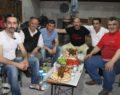 SİİRT ESNAFI MHP MİLLETVEKİLİ ADAYI DANIŞ'I İFTARDA AĞIRLADI