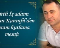 İŞ ADAMI AYHAN KARANFİL, SİİRTLİLERİN KURBAN BAYRAMINI KUTLADI