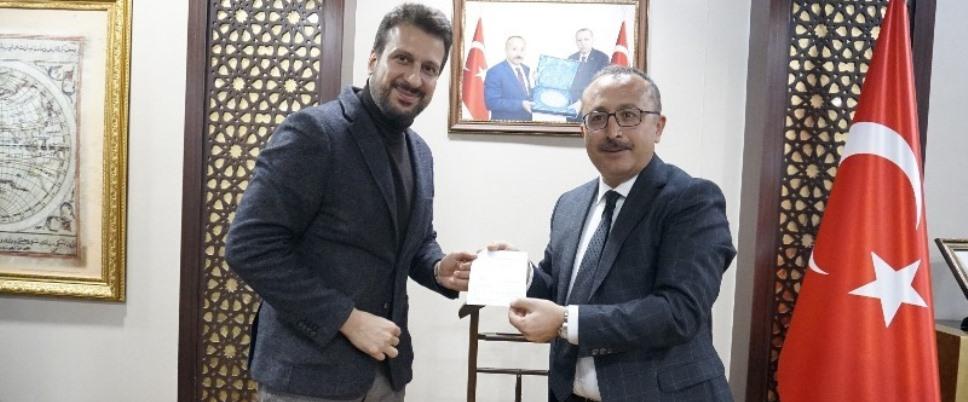 SİİRTLİ İŞ ADAMI BAYDARMAN SİİRT SPOR'A 150 BİN LİRA DESTEKTE BULUNDU
