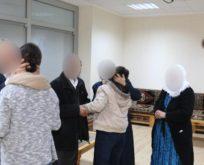 SİİRT'TE 2 TERÖRİST POLİSİN İKNA ÇABALARIYLA TESLİM OLDU