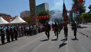 SİİRT'TE 30 AĞUSTOS ZAFER BAYRAMI COŞKUYLA KUTLANDI
