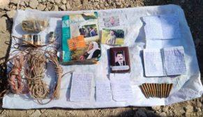 SİİRT'TE ASKER HEREKOLU PKK'DAN TEMİZLEMEYE DEVAM EDİYOR