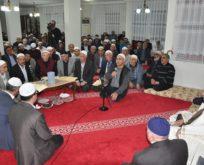 SİİRT'TE BERAT KANDİLİ İDRAK EDİLDİ