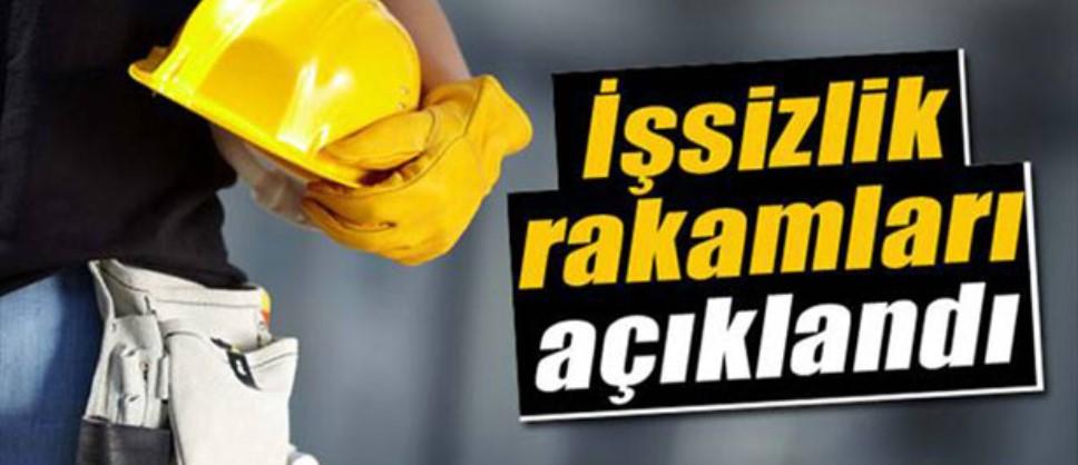 SİİRT'TE İŞSİZLİK VERİLERİ AÇIKLANDI
